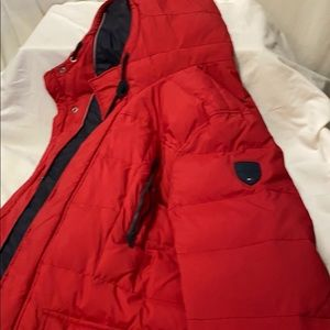 Excellent used condition Tommy Hilfiger puff jacke